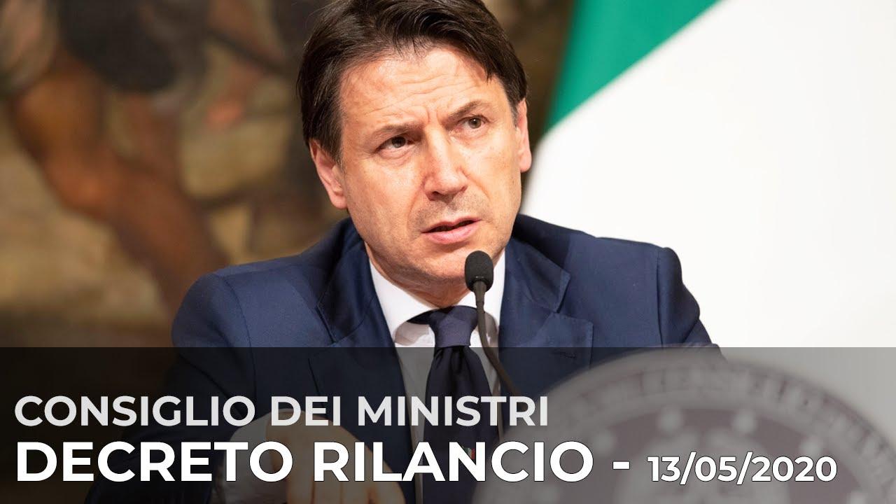 Decreto Rilancio, Gualtieri: 'Misure per reggere il colpo, Italia ...