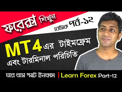mt4-time-frame-and-terminal-|-introduction-|-basic-part--12-|-forex-trading-for-beginners
