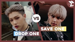 [KPOP GAME] SAVE ONE DROP ONE SAME ARTIST SONG (VERY HARD) [50 ROUNDS]