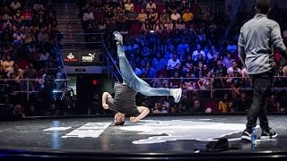 Daniel VS Kid Colombia - Red Bull BC One Western Europe Final 2015