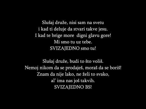 Beogradski sindikat - Druže (TEKST) (HD)