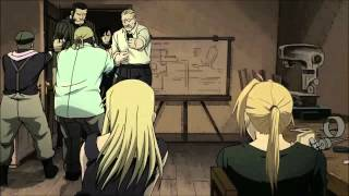 Funniest scene in Full Metal Alchemist Brotherhood