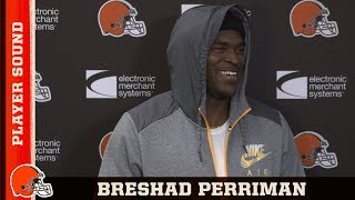 Breshad Perriman 'Baker Is One of a Kind' | Cleveland Browns