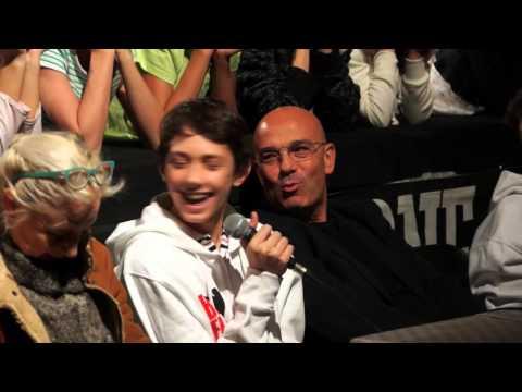 """""""BILLY ELLIOT – IL MUSICAL"""" in HD – PIPARO ED IL CAST RACCONTANO LO SPETTACOLO – MILANO, 30.11.2015"""