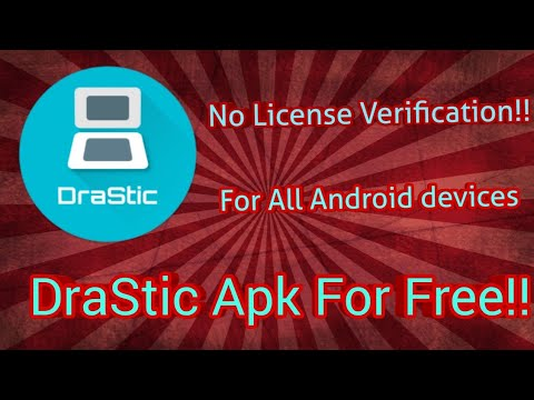 drastic cracked apk with settings