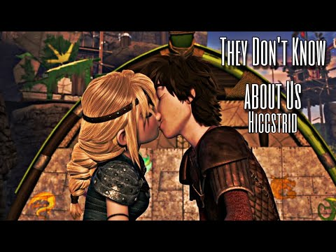 Hiccup + Astrid || They Don't Know About Us[One Direction]