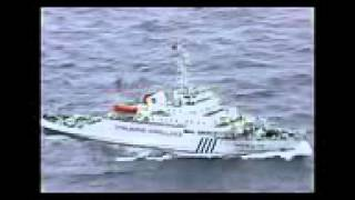 Chinese fishing boat detained in Japanese waters