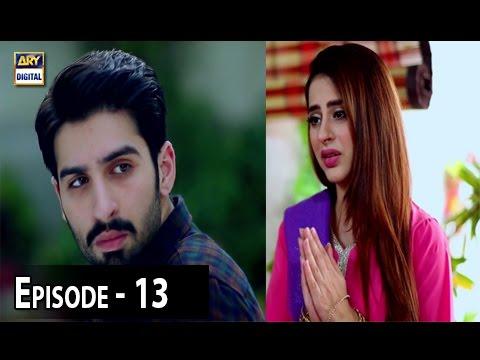 Zindaan - Ep 13 - 8th May 2017 - ARY Digital Drama