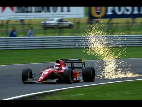 BBC Formula one 90's Starting Grid theme.