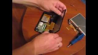 Видео обзор как заменить дисплей на GPS Навигаторе (Pioneer)(Видео как заменить дисплей (монитор) на GPS навигаторе и откалибровать навигатор после замены дисплея. Купит..., 2013-09-22T08:06:10.000Z)