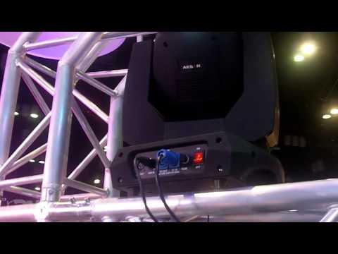 InfoComm 2013: Aeson Lighting Produces Lumos Beam 16R
