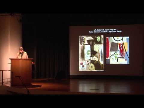 Guggenheim Robert Motherwell Lecture - Tearing Off and Beginning Again