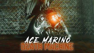 Ace Marino - Death Machine (Dark Synthwave / Cyberpunk)