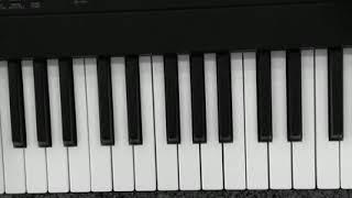 نسم علينا الهوى 🖤تحويله البياتي 🖤 تعليم عزف بالحروف