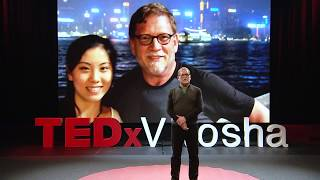 David Bolinsky and Shuangyi Li – Our Lives So Far | David Bolinsky & Shuangyi Li | TEDxVitosha