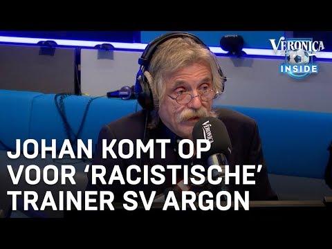Johan pakt voorzitter SV Argon aan: 'Een laffe beslissing' | VERONICA INSIDE RADIO