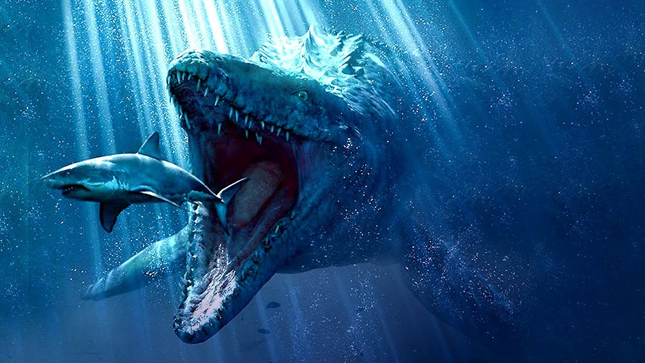 Giant Prehistoric Sea Creatures Top 5 Deadliest...