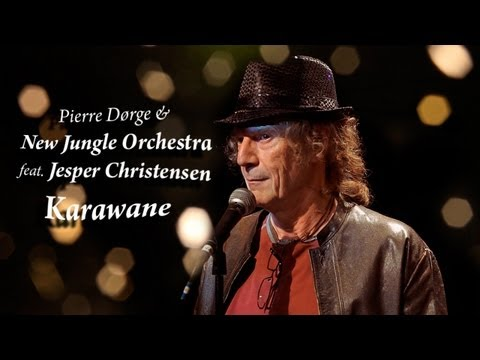 New Jungle Orchestra feat. Jesper Christensen: Karawane live concert