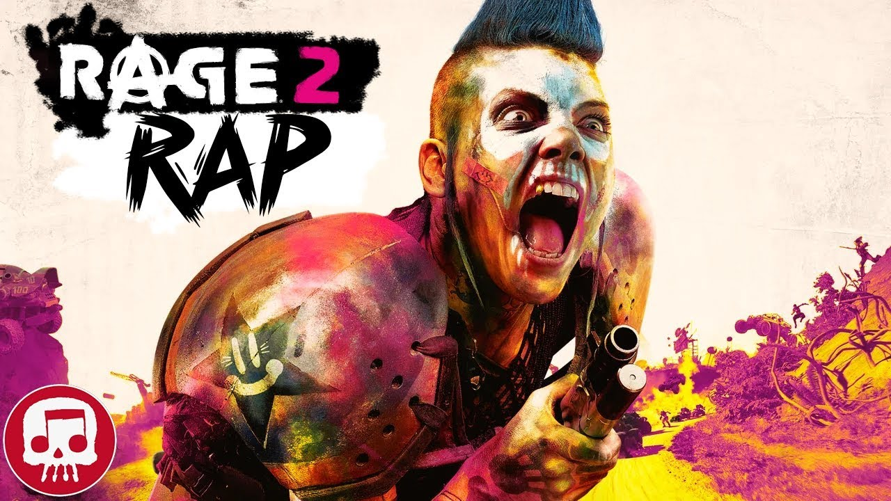 "RAGE 2 RAP by JT Music - ""About 2 Lose It"" thumbnail"