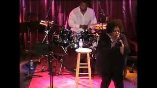 """""""Respectfully Yours"""" ADA DYER Sings ARETHA @ B.B King NYC"""
