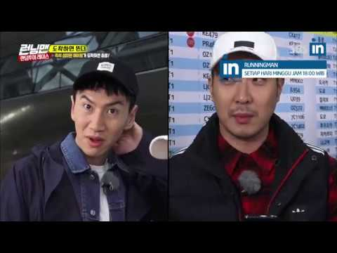 It's so easy to recruit Sang Yeob every time in Runningman Ep. 390 with EngSub