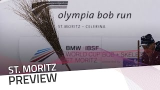 The World Cup pay a visit to historic St. Moritz | IBSF Official