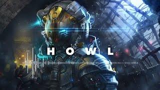 Mitchell Miller Music - Howl (Instrumental) [Epic Electronic Hybrid]