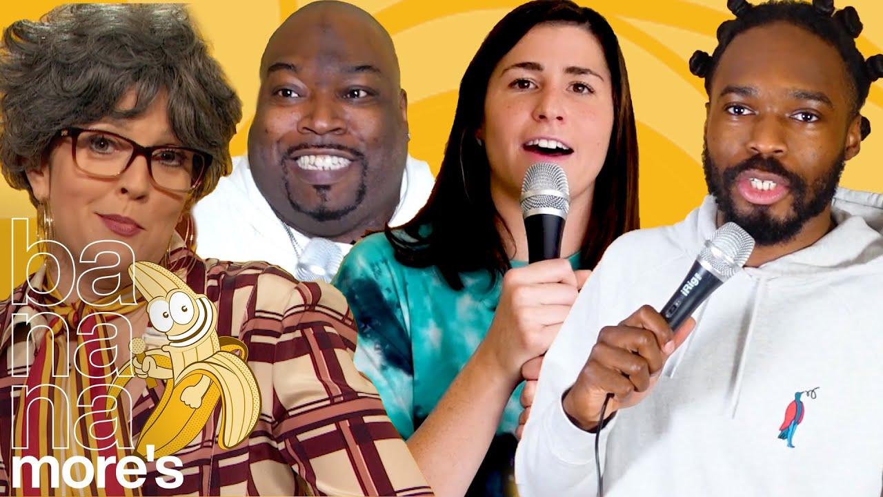 Bananamore's Season 2: Audrey Stewart, Yedoye Travis, Jay Washington