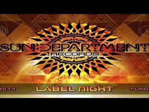 TRANONICA - Live Set@Sun Department Records Labelnight 2017 [Psytrance]