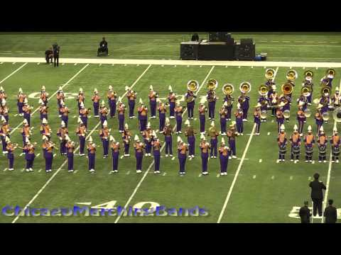 Alcorn State University Band 2017 - Why I Love You by Major.