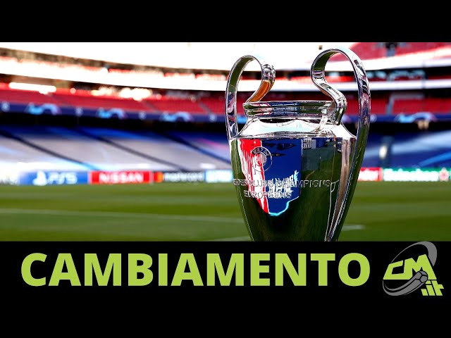 COME SARÀ LA CHAMPIONS LEAGUE DAL 2024