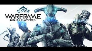 Прохождение игры WARFRAME(без комментариев)