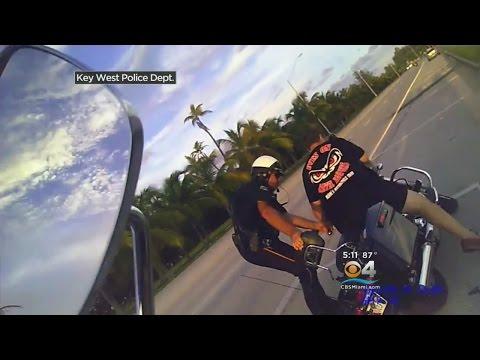 Cameras Capture Dade Commissioner's DUI Arrest