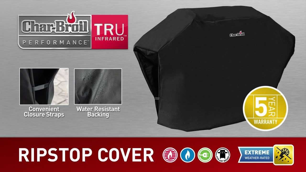 Char Broil Rip Stop Cover