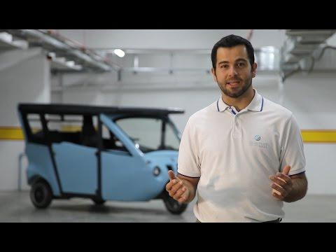 Sunnyclist is the greek solar vehicle, that produces its energy consumption! Help make it happen!