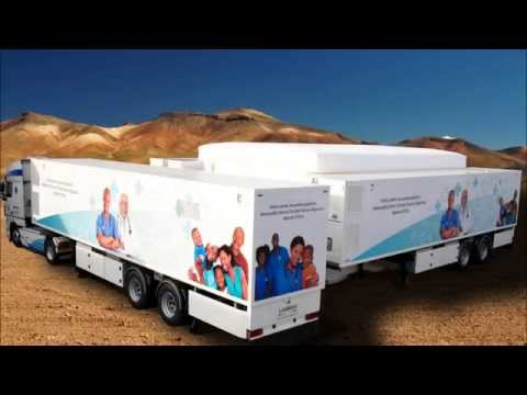 Lamboo Mobile Medical - Project Congo