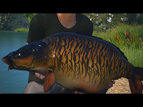 Euro Fishing vs. NiedzielnyW.- # 27 -St. Johns Lake - testujemy orzechy tygrysie, nowy okaz :)
