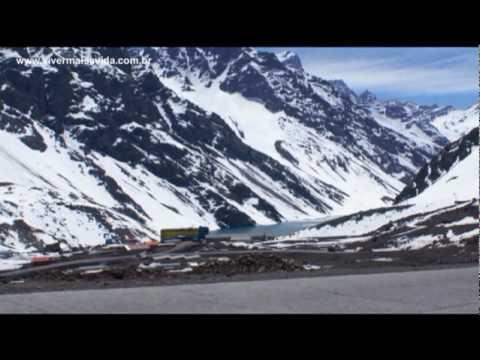 Caminho de Santiago: atravessando os Andes de Harley