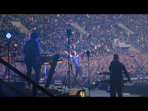 Roland Keyboard Rigs: on stage with Depeche Mode