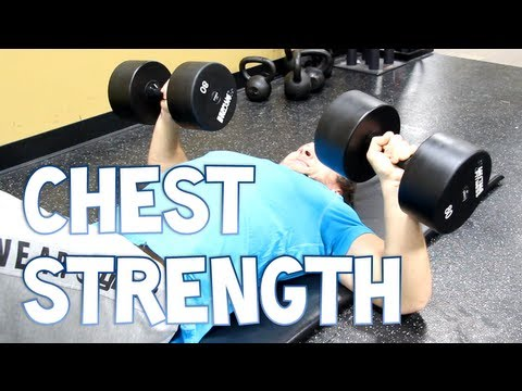 Gain Monster Chest Strength With This Exercise (Pause Bench Press) | Furious Pete