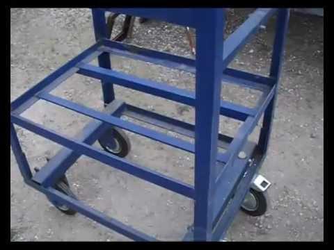 Horno de le a sisale estructura de hierro youtube - Hornos de lena de hierro ...
