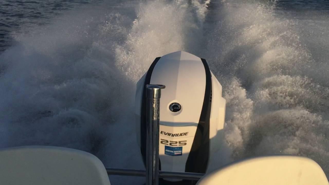 evinrude brp e-tec 225 cv g2 france aventure yachting