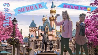 DISNEYLAND TRIP!!!🏰 vlog#3 Watch to see Disneyland fun!!😊
