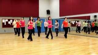 My Spanish Dancer - Line Dance (Dance & Teach in English & 中文)
