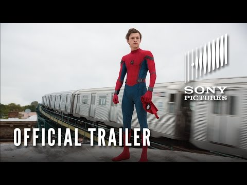 Spider-Man: Homecoming trailers