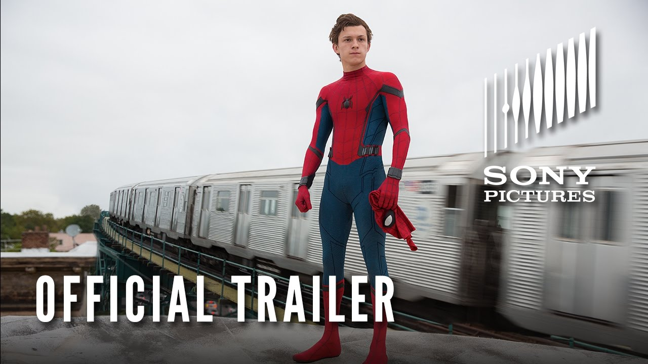 spider-man: homecoming - official trailer (hd) - youtube