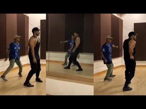 Allu Arjun Dance Practice Video For Iraga...