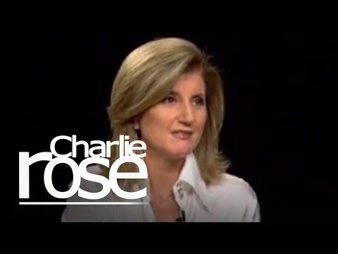 Arianna Huffington | Charlie Rose