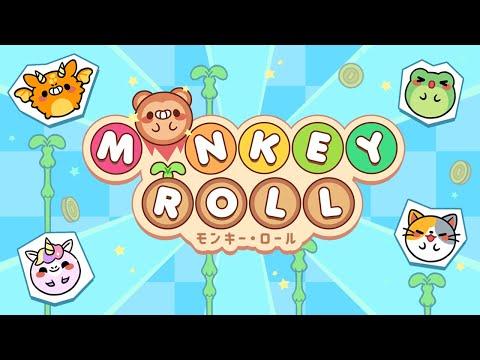 Monkey Roll 🐵🌱 - Gameplay Teaser Trailer