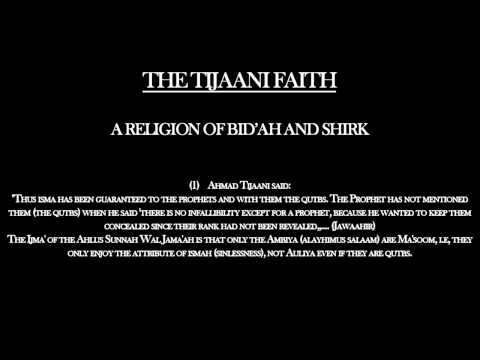 The Misguidance of At-Tijaniyyah